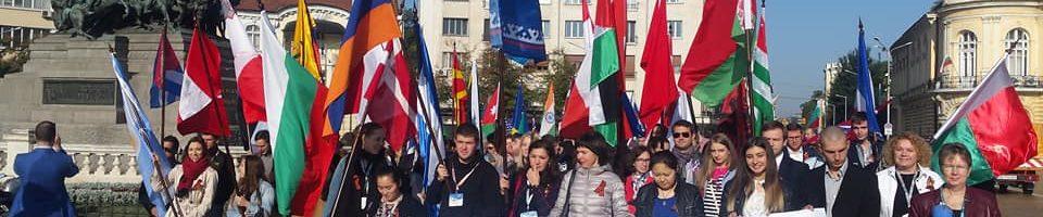 Ирландия приняла участие в III Всемирном молодежном форуме российских соотечественников.