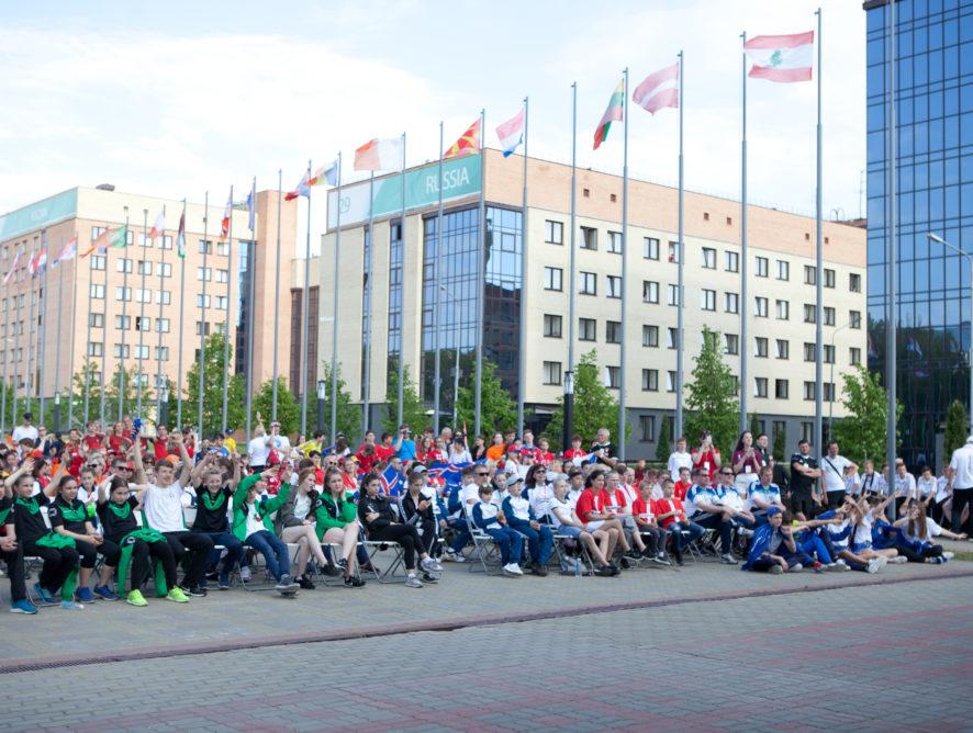 IV Всемирные игры юных соотечественников в Казани 2018