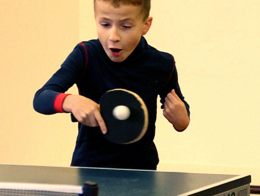 Турнир на Кубок Посла по настольному теннису.