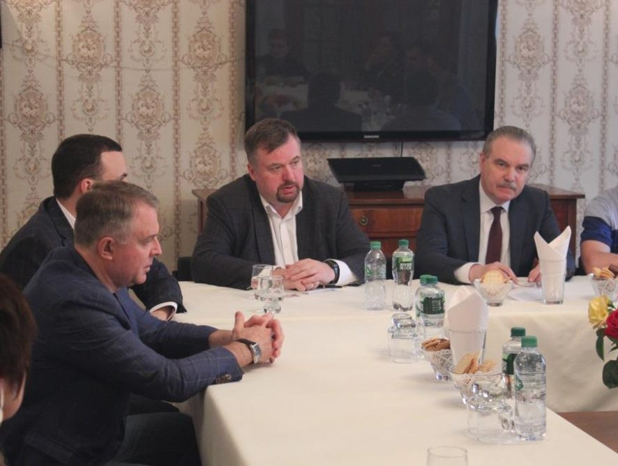 Bстреча соотечественников с депутатами Государственной Думы Федерального Собрания Российской Федерации