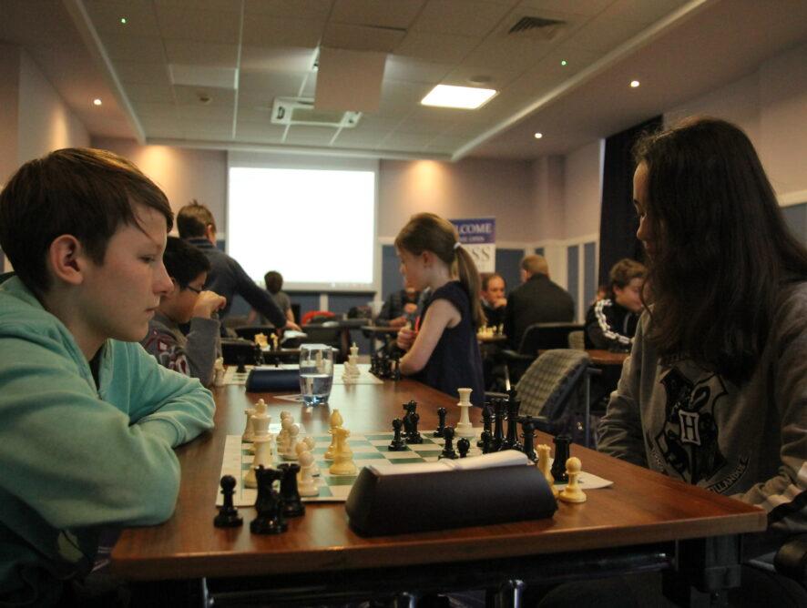 Международный благотворительный  турнир по шахматам пройдет в Ирландии