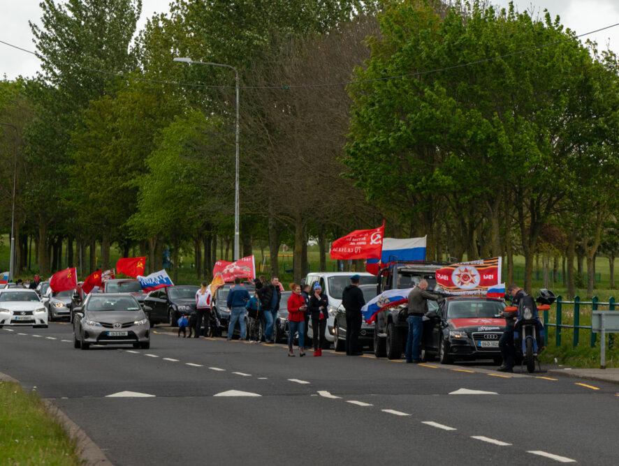 Соотечественники в Ирландии отметили День Победы